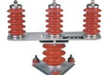 Combined metal oxide arrester